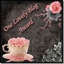 One Lovel Blog Award